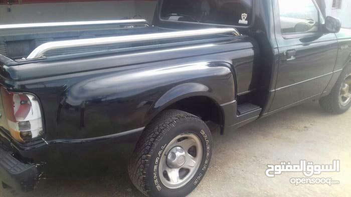 Black Ford Ranger 1992 for sale