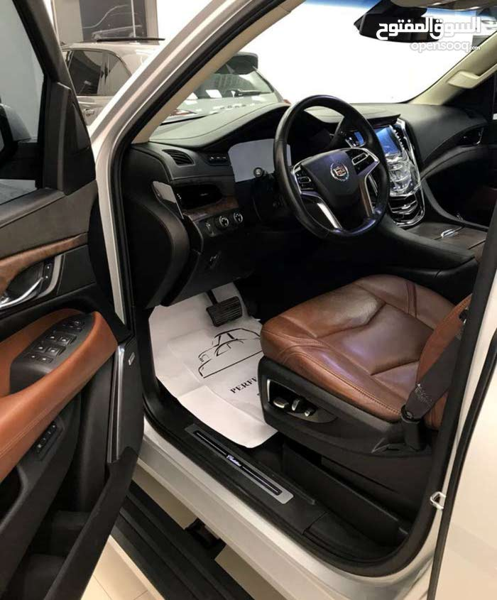 2015 Used Escalade with Manual transmission is available for sale