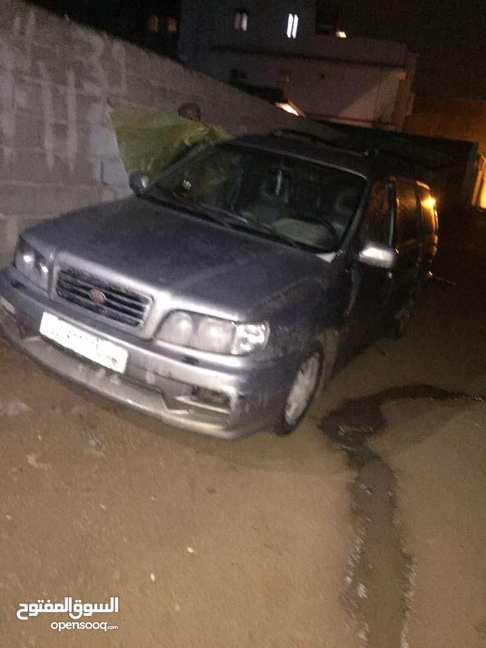 كيا جوكي اخر قطع في ليبيا