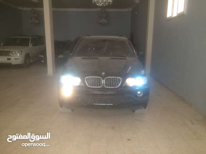 Available for sale! 1 - 9,999 km mileage BMW X5 2008