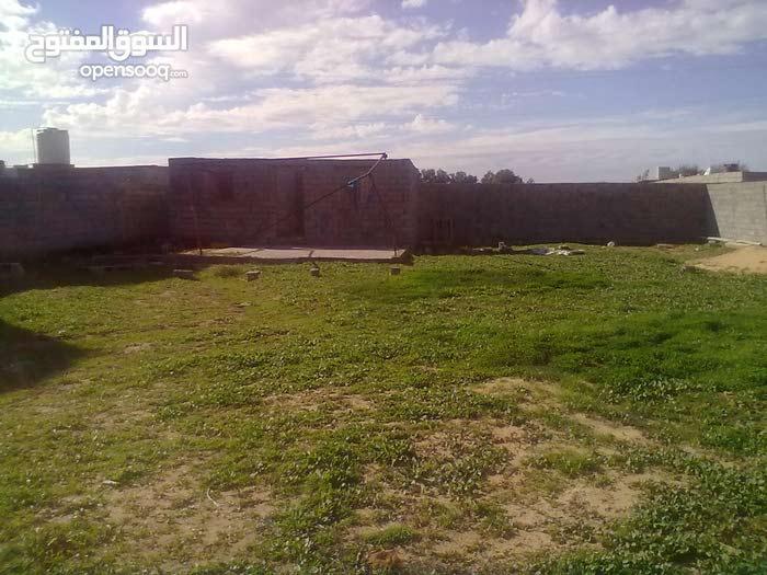 أرض 906م في الساعدية أولاد عطية ب40000 د.ل