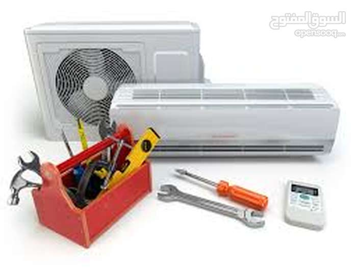 all types of ac repairs