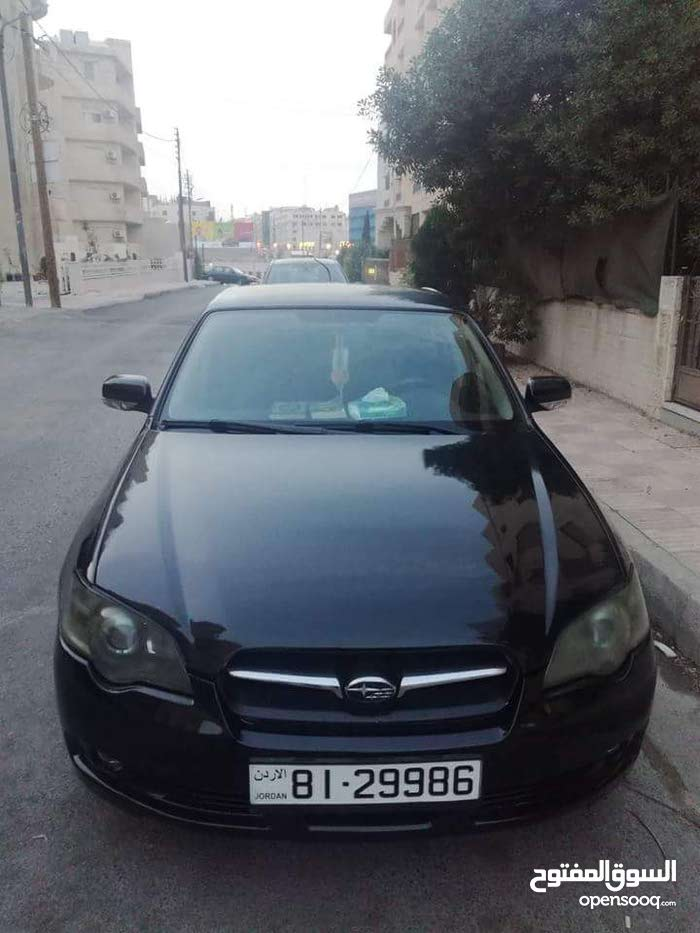 Subaru Legacy made in 2004 for sale