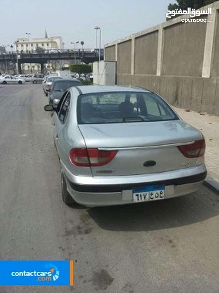 سيارة رينو ميجان  موديل 99