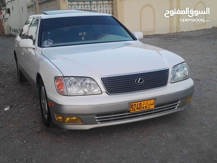 New condition Lexus LS 1998 with 10,000 - 19,999 km mileage