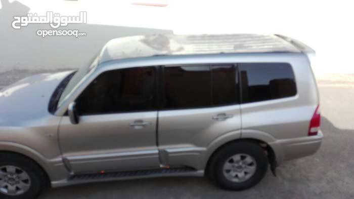 Mitsubishi Pajero car for sale 2005 in Wadi Bani Khalid city