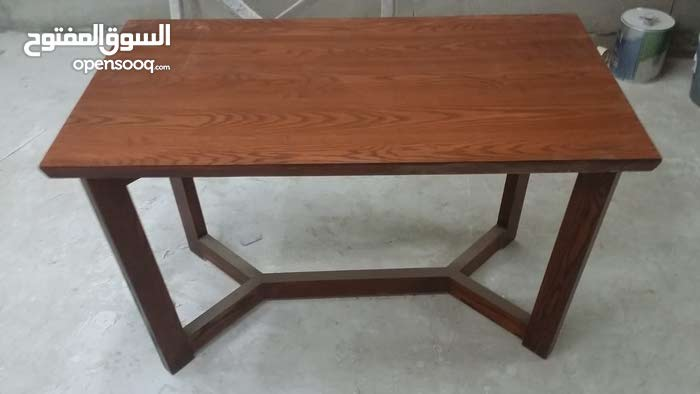(Solid Wood Table (custom mad