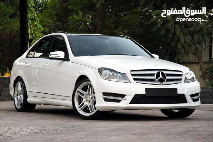 Used Mercedes Benz C 200 for sale in Amman