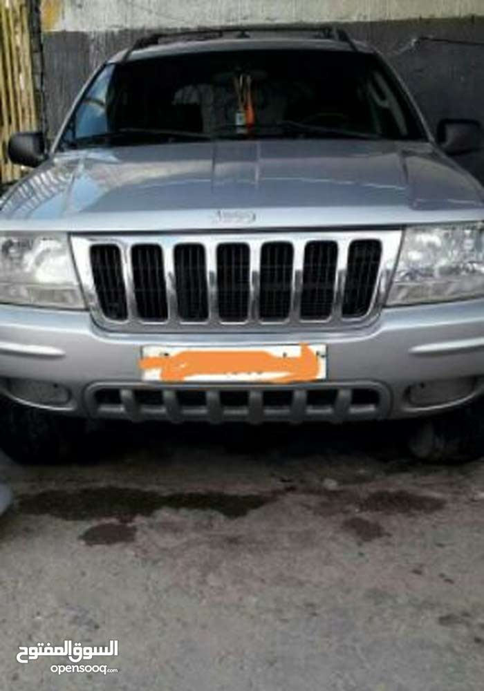 For sale 2007 Silver Grand Cherokee