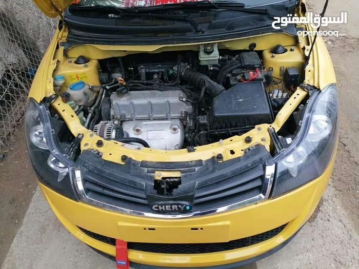 Chery A113 2011 For sale - Orange color - (103096578) | Opensooq