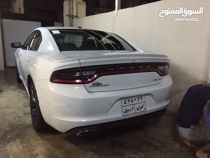 For sale 2017 White Charger