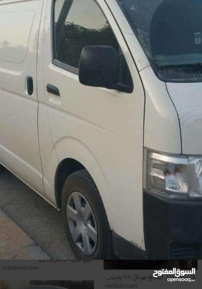 0 km mileage Toyota Hiace for sale