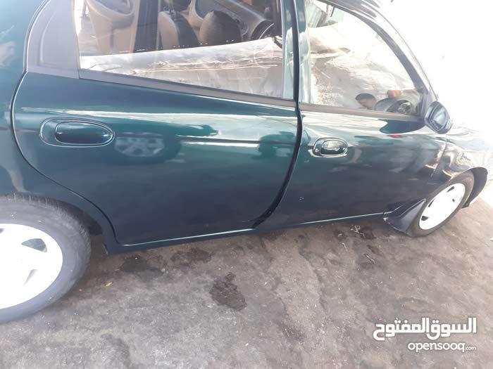 Manual Green Kia 1997 for sale