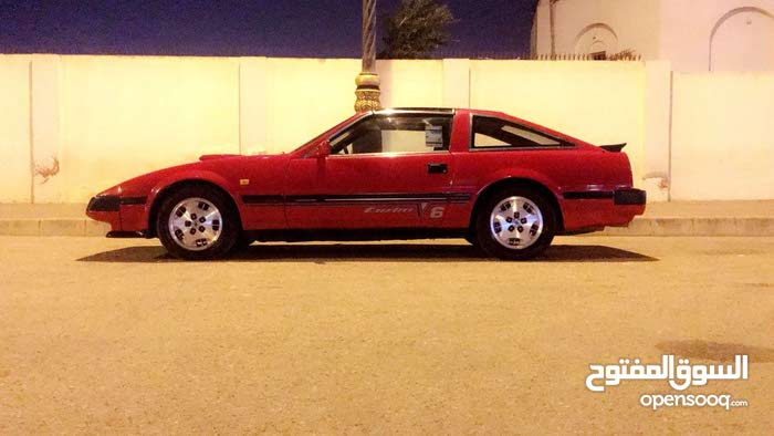 30,000 - 39,999 km Nissan 300ZX 1986 for sale