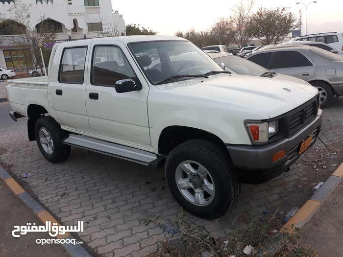 Gasoline Fuel/Power   Toyota Hilux 1995