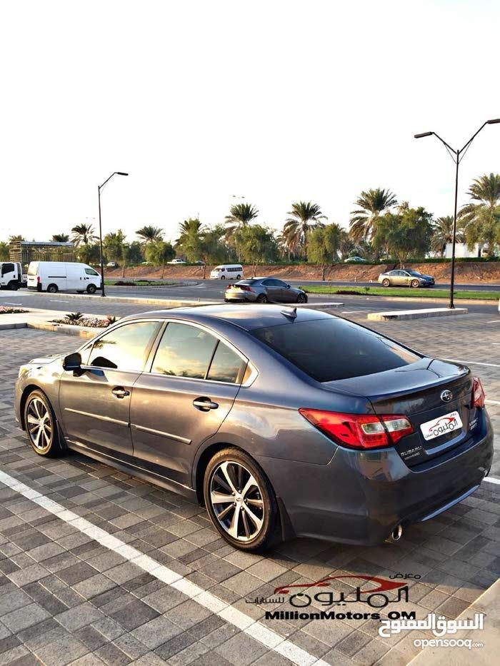 Subaru Legacy 2017 For sale - Grey color