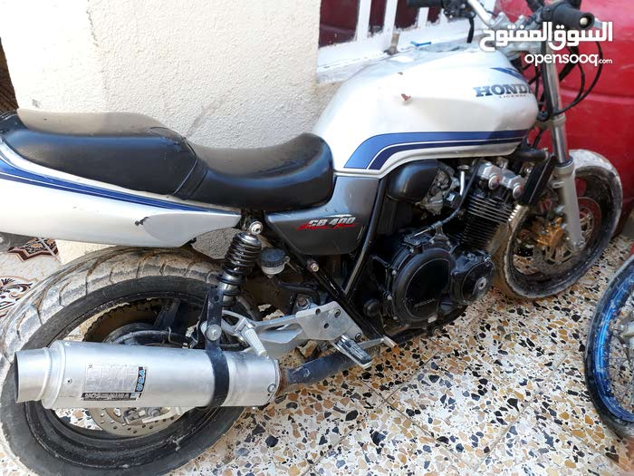 Used Honda motorbike made in 2013 for sale