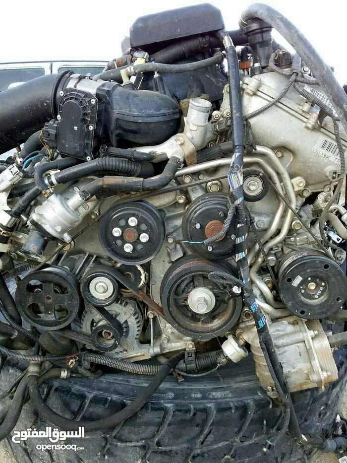 محركات للبيع تندرا 57/47بي ضمانه محرك ماشي 30الف جديد