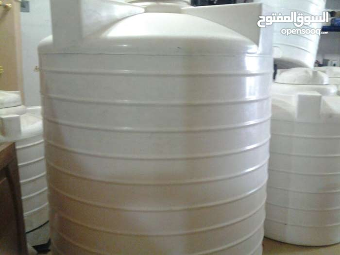 خزانات ماء ونافطه للبيع ثلاثه طبقات والاعلان للدعايه 0925820416