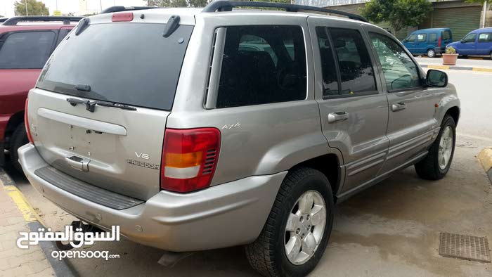 For sale Grand Cherokee 2004