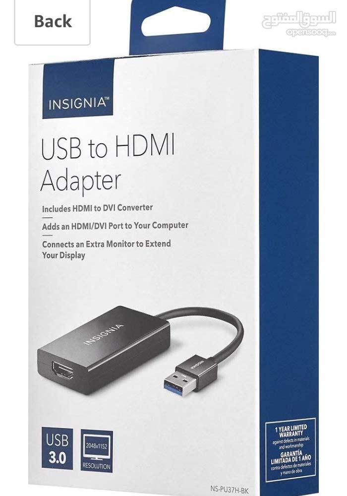محول مْٓـن USB الى HDMI