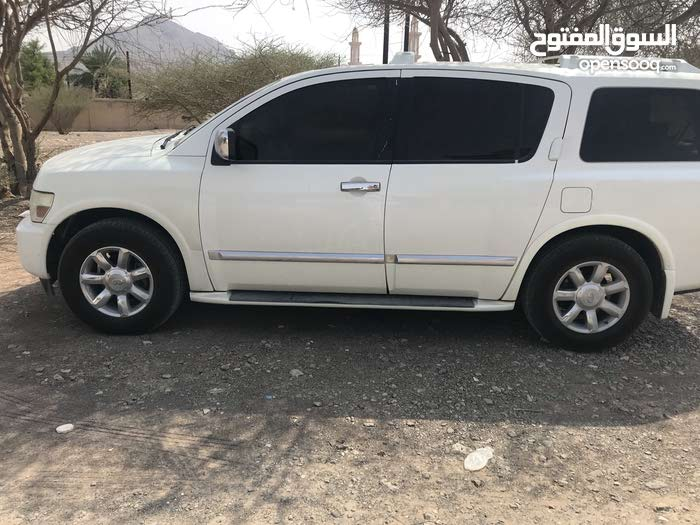 Nissan Armada Used in Al Ain