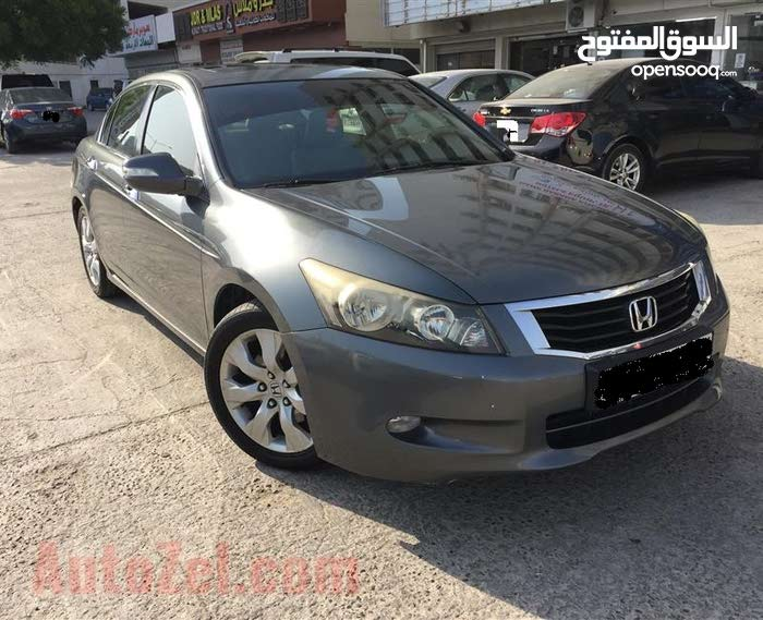 Best price! Honda Accord 2008 for sale - (108237302) | Opensooq
