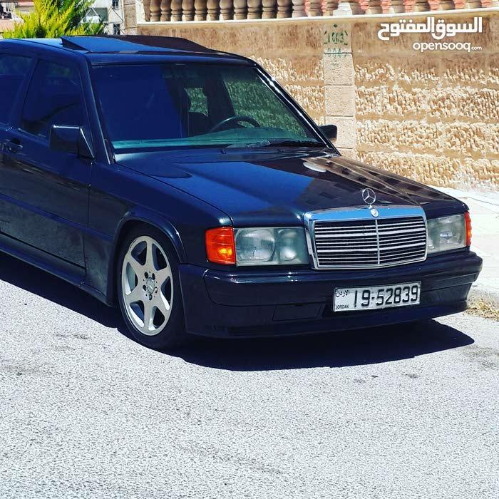 For sale 1989 Black C 200