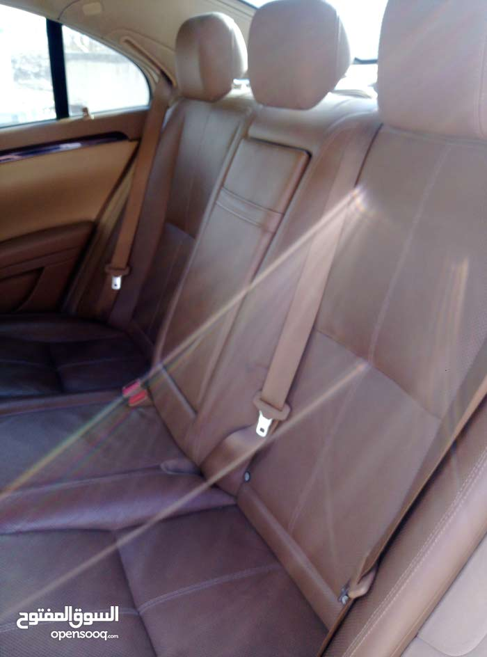 Mercedes Benz S550 car is available for sale, the car is in Used condition