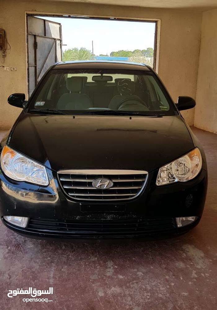 2010 Hyundai Elantra for sale in Zawiya