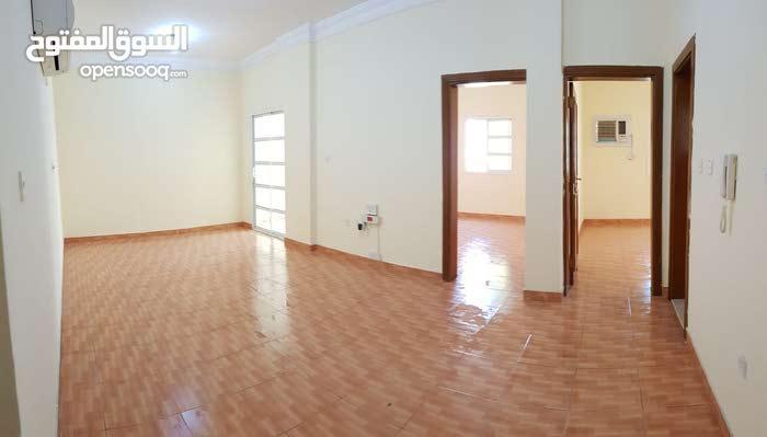 للايجار شقة غرفتين بالوكرة امكانية شهر مجانا بنهايه العقد