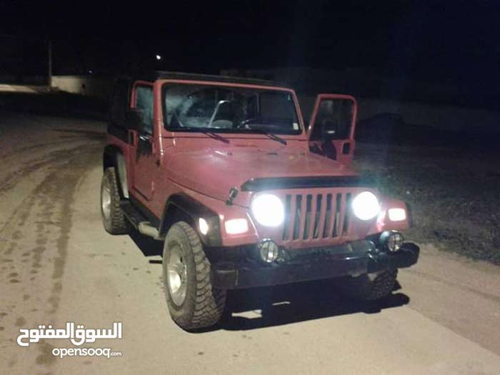 Used 2005 Jeep Wrangler for sale at best price