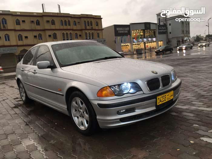 Grey BMW 320 2001 for sale