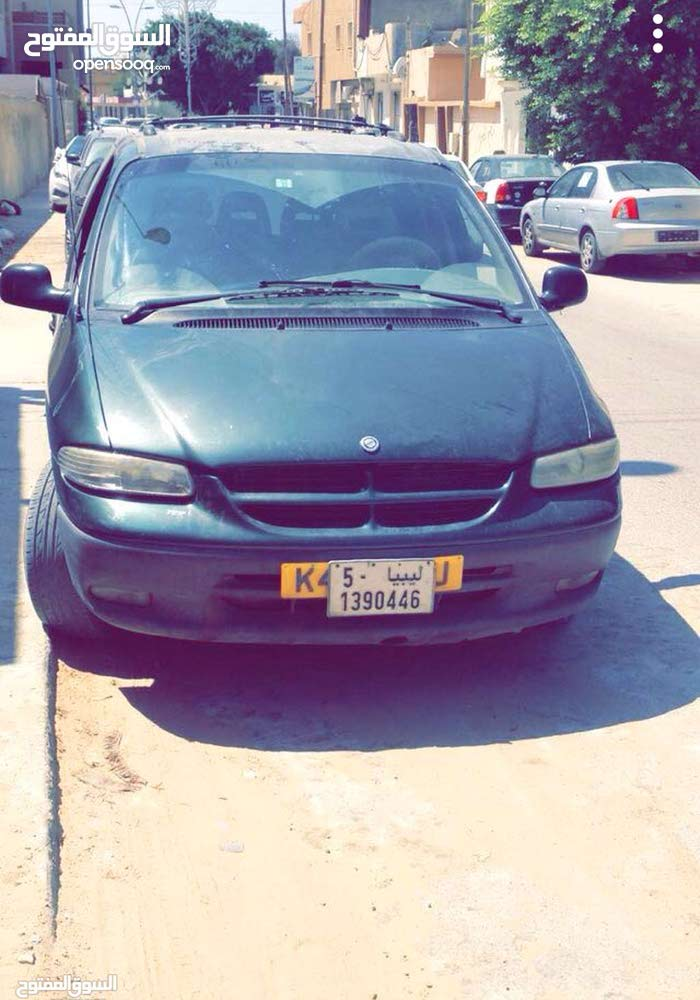 Chrysler Voyager car for sale 1999 in Tripoli city