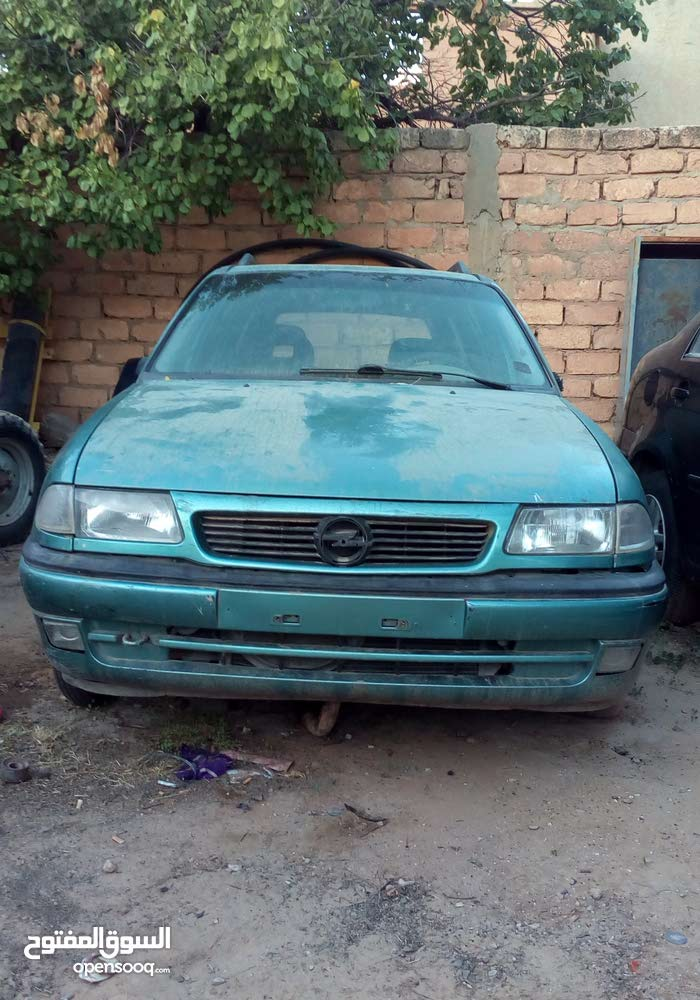 Opel Astra 2000 - Used