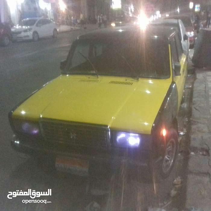 تاكسي للبيع لادا 2107 مصرى2009