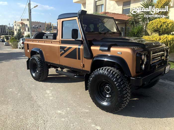 Land Rover Defender car is available for sale, the car is in Used condition