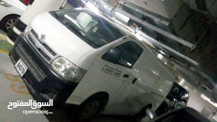 Toyota Hiace made in 2011 for sale