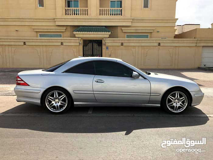 Automatic Used Mercedes Benz CL 500