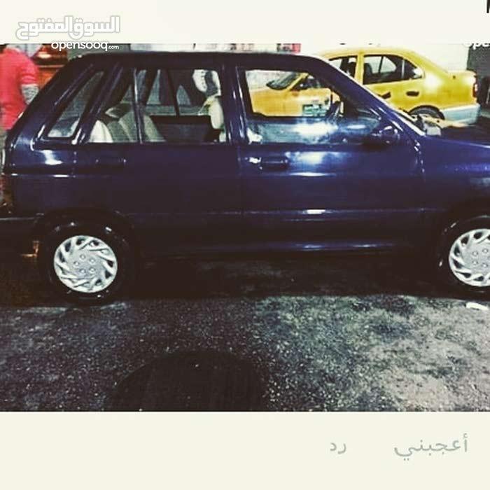 Kia Pride 1996 For sale - Blue color