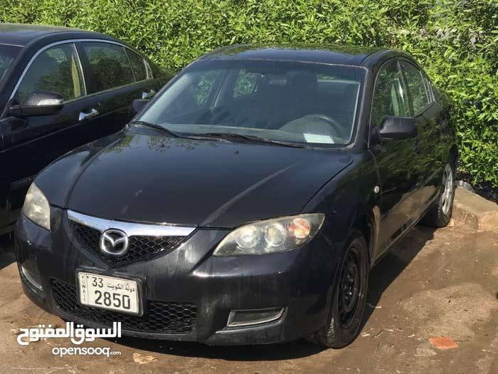 Mazda 3 car for sale 2009 in Kuwait City city