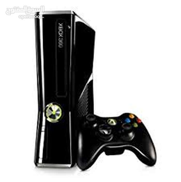 xbox 360 معدل للبيع او للبدل على كرت شاشه