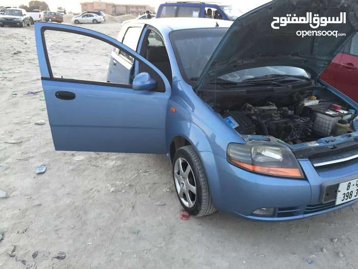 Daewoo Kalos in Benghazi