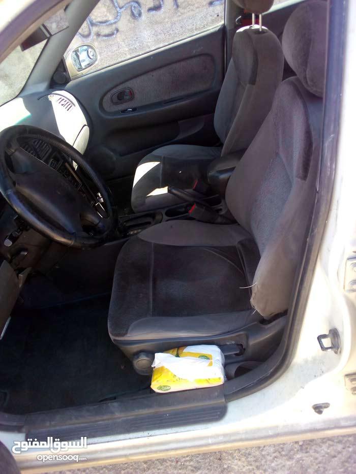 Gasoline Fuel/Power   Kia Sephia 1999