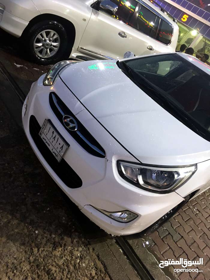 Used 2015 Accent