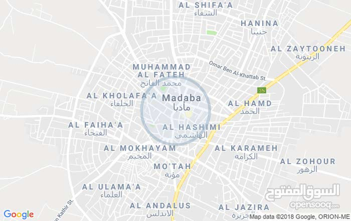 apartment for rent in MadabaHanina Al-Gharbiyyah