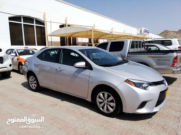 Silver Toyota Corolla 2015 for sale
