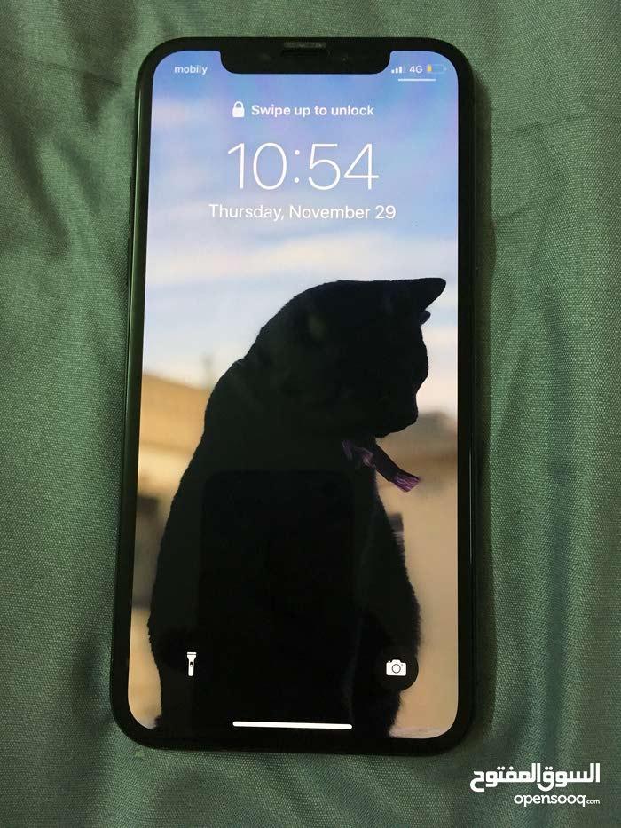 iphone x good neat condition full box 64gb black