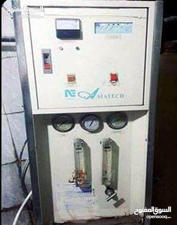 أجهزة محطة مياه امريكية فرصة لاتعوض