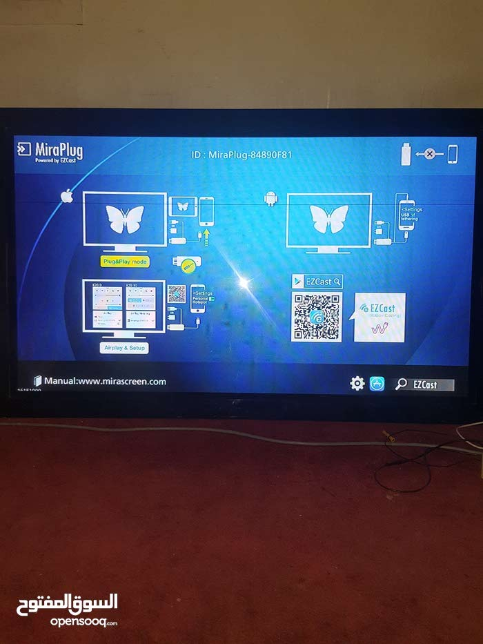 Others TV of Used condition 50 inch - (107941674) | Opensooq